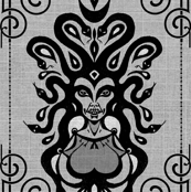 Medusa's Damask