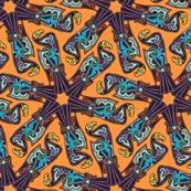 Nordic Bird Orange
