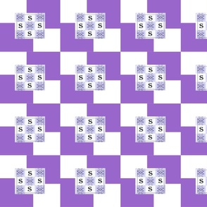 01635_Monogram_S_Purple