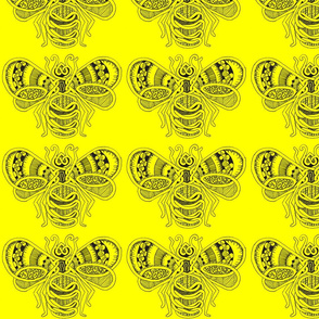 BeeHappy - Lg - yellow