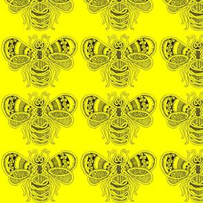 BeeHappy - Lg - yellow