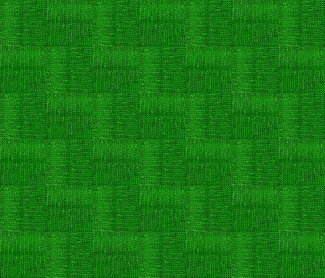 Green Knit fabric by ladyfayne on Spoonflower - custom fabric