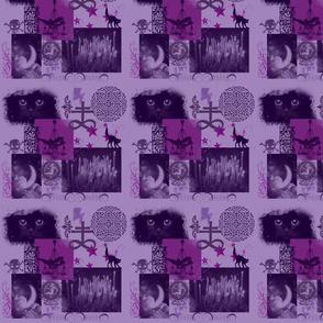 A Gothy Kinda Fabric