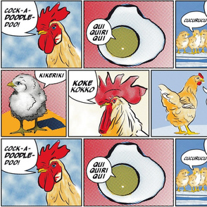 Chicken Speak