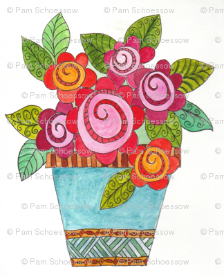 A_Pot_of_Posies