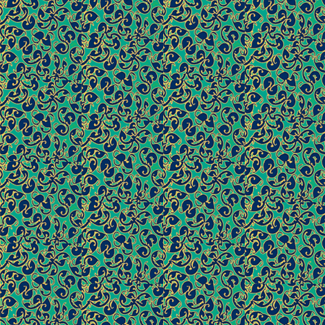 Fresh Air fabric by amyvail on Spoonflower - custom fabric