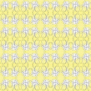 Kimono-lemon chiffon