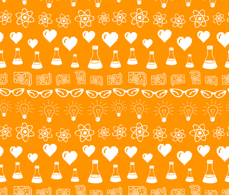IheartGC fabric by cameronhomemade on Spoonflower - custom fabric