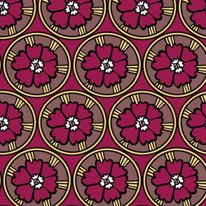 Round Floral