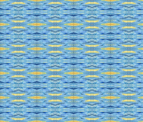 field of the sea too fabric by vos_designs on Spoonflower - custom fabric
