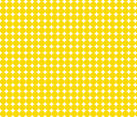 Dottie Sunshine fabric by honey&fitz on Spoonflower - custom fabric