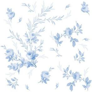 Theodora Blueberry Blue