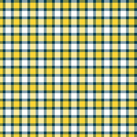 plaid_winter_sun_glory_white_blue_yellow fabric by khowardquilts on Spoonflower - custom fabric