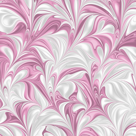 Bubblegum-PSwirl fabric by modernmarbling on Spoonflower - custom fabric