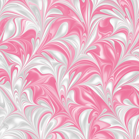 Begonia-PSwirl fabric by modernmarbling on Spoonflower - custom fabric