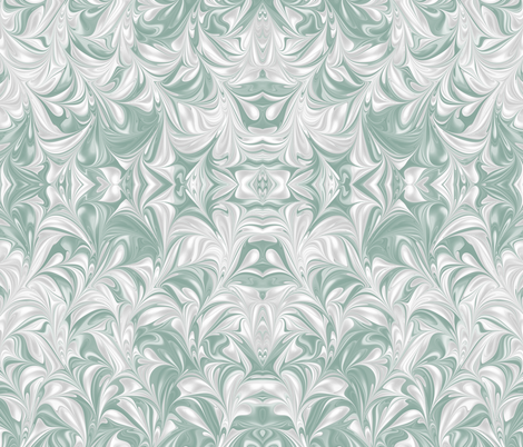 Bayou-PSwirl fabric by modernmarblingdesign on Spoonflower - custom fabric