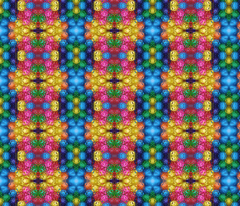 gemstone church windows fabric by vos_designs on Spoonflower - custom fabric