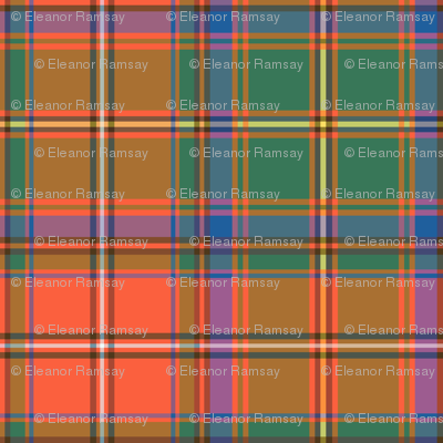 Somerville Ancient Tartan