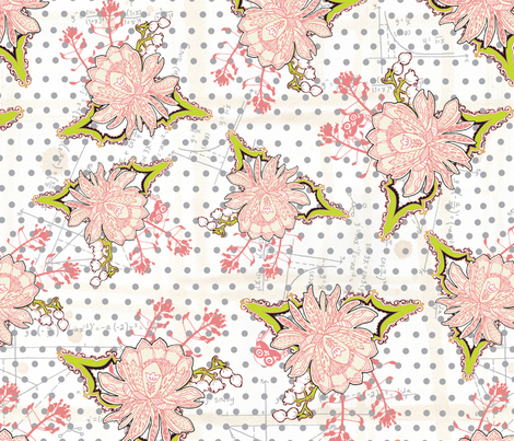 WaldosGeekChic fabric by zeryndipity on Spoonflower - custom fabric
