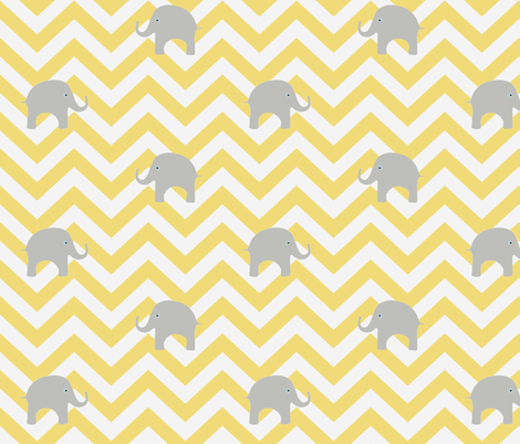 Sunny Days  fabric by sparrowsong on Spoonflower - custom fabric