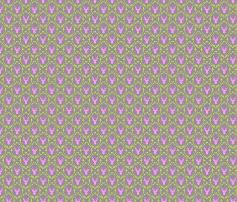 Rroh_deer_pattern_-_pink_green_shop_preview