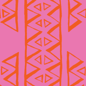 Mini tribe 04 - Sunset