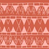 Mini tribe 006 -  Desert