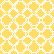 Trellis Yellow Fill