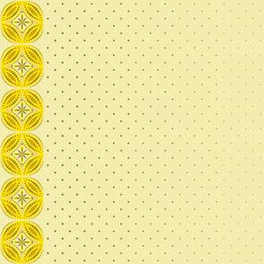 Moroccan Tiles 3 - Yellow