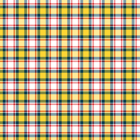 plaid_7_ Made to order 2 fabric by khowardquilts on Spoonflower - custom fabric