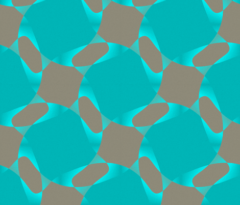 Stone Gems fabric by telden on Spoonflower - custom fabric
