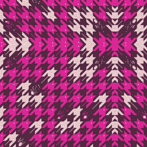 Houndstooth Invaders