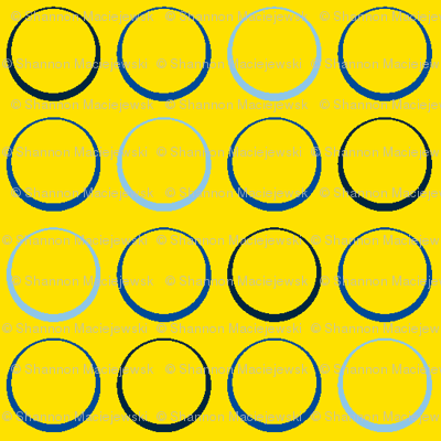 Circles - Blue-Yellow4