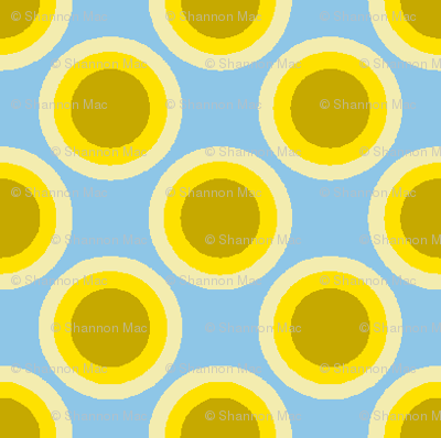 Dotty Dots - Blue-Yellow2