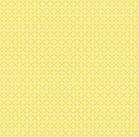 Four Petals - yellow2 fabric by shannonmac on Spoonflower - custom fabric