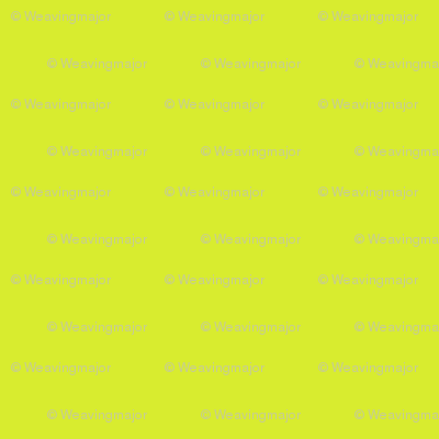 solid bright chartreuse yellow (D8EC2F)