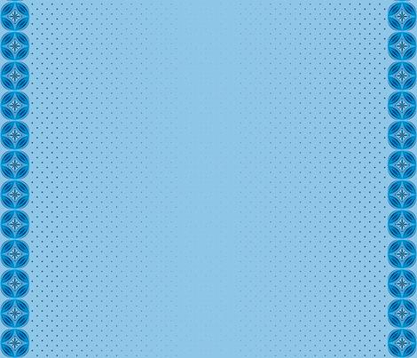 Moroccan Tiles 3 - Blue