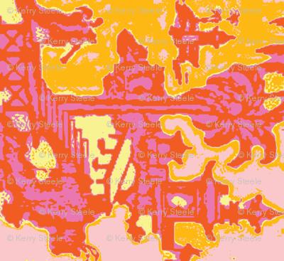 Escher pagoda-Large