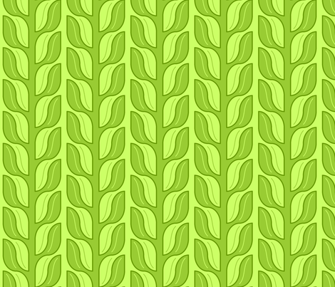 beanstalks fabric by sef on Spoonflower - custom fabric