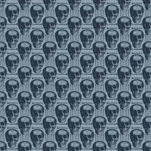 burlap skulls&bones large-ch