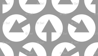 mod arrow dots 3m heads