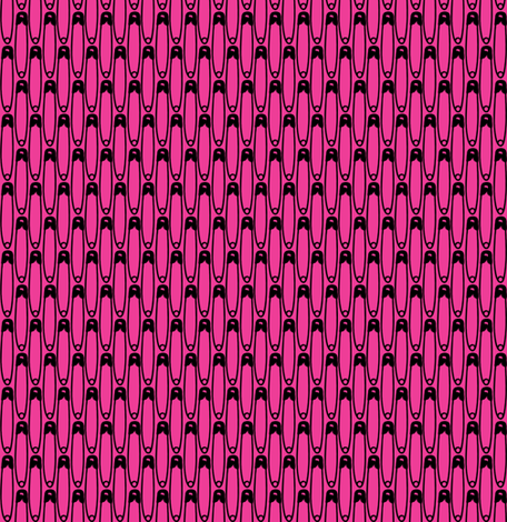 safety_pink fabric by susiprint on Spoonflower - custom fabric