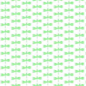 DragonflyZip - sm - true green