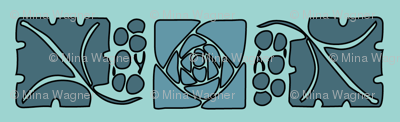 Type-ornaments-1 leaf mckintosh-rose-195-blue background175minagreen