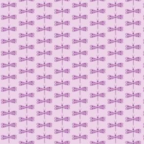 DragonflyZip - sm - deep purple & lavender