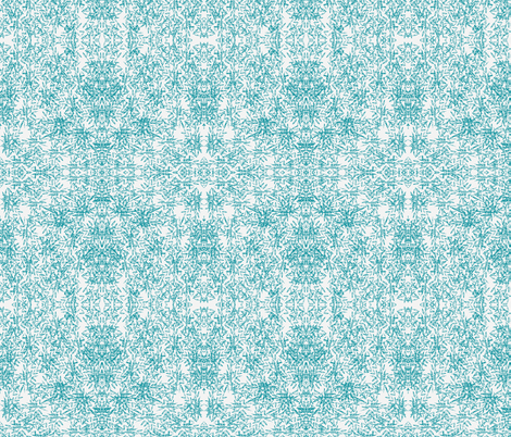 squiggly Jade fabric by sewbiznes on Spoonflower - custom fabric