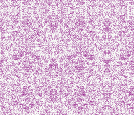 squiggly Purple fabric by sewbiznes on Spoonflower - custom fabric