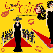 GEEK CHIC RED CARPET