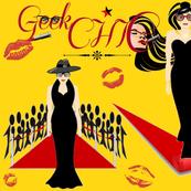 GEEK CHIC RED CARPET