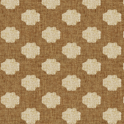 Burlap  fabric by willowlanetextiles on Spoonflower - custom fabric